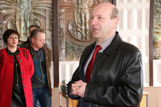 В Копыльском государственном колледже прошел День открытых дверей