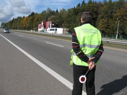 Транспортная инспекция проводит проверки