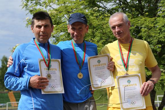 XXIX легкоатлетический пробег «Копыльское кольцо» памяти Виктора Новика