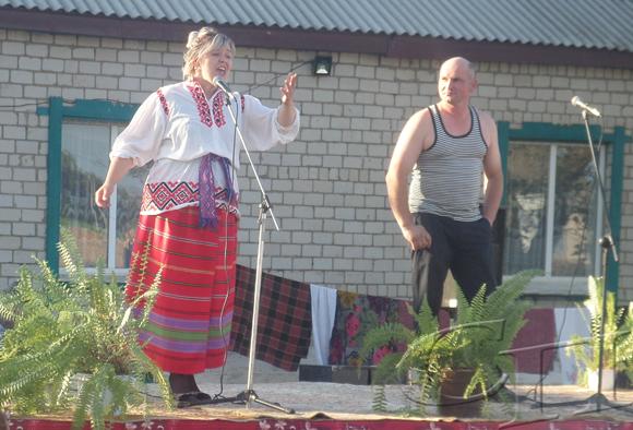 День деревни отметили жители агрогородка Камень
