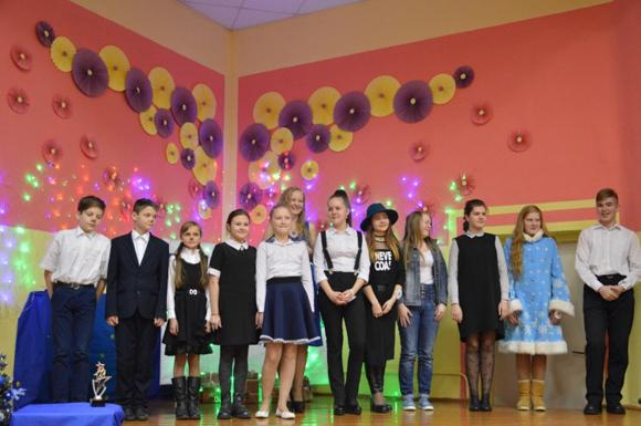 Вгимназии № 1 г. Копыля имени Н.В. Ромашко введена новая форма внеклассной работы по иностранному языку