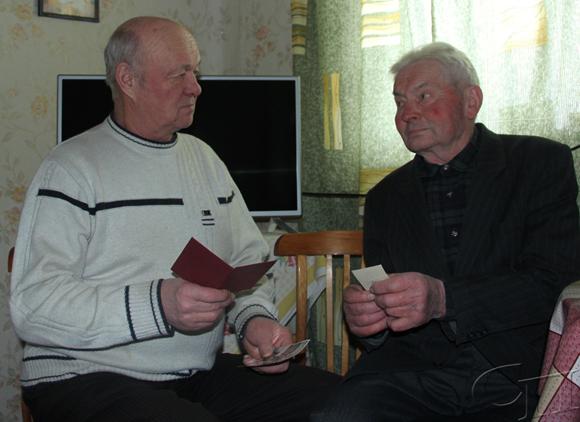 Жители деревни Ужа Копыльского района помнят Леонида Будкевича как водителя автолавки