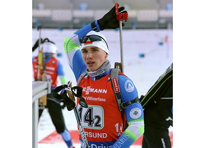 Копыльский биатлонист Антон Смольский в составе олимпийской сборной Республики Беларусь отправился в южнокорейский Пхенчхан на ХХІІІ зимние Олимпийские игры