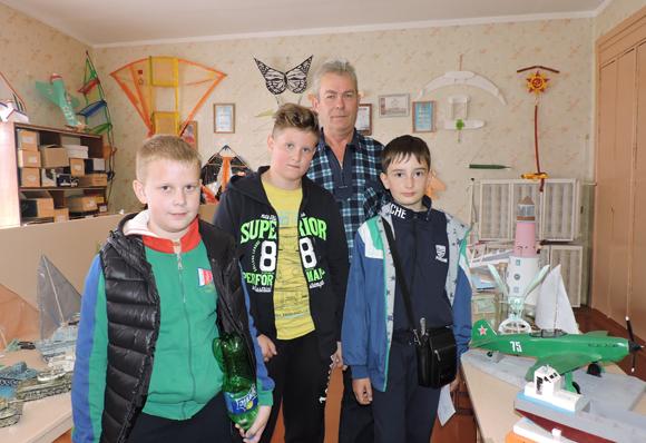 Провести свое свободное время с пользой можно в ГУДО «Центр творчества детей и молодежи Копыльского района»