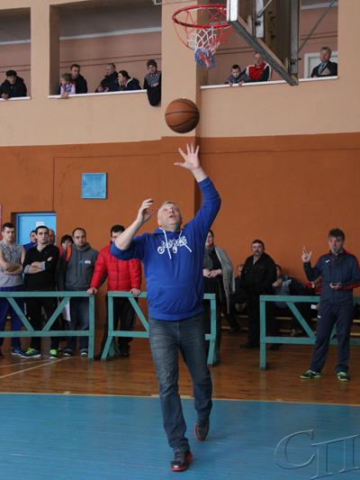 ■ Моменты баскетбольного конкурса