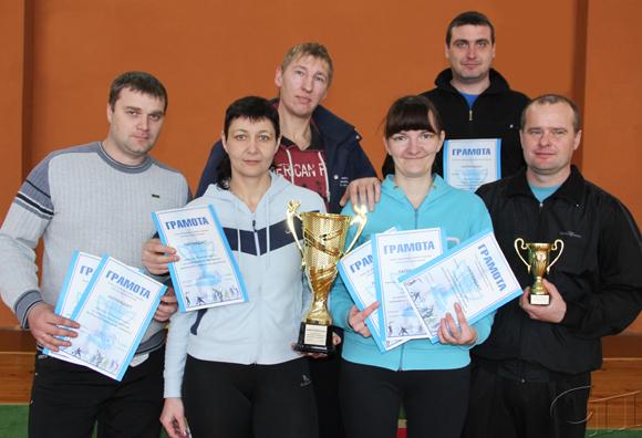 ■ Победители спартакиады - команда КУП «Копыльское ЖКХ»