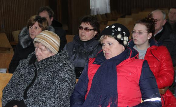 Собрание граждан по месту проживания состоялось в Бучатинском сельсовете