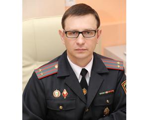 Начальник отдела внутренних дел Копыльского районного исполнительного комитета Виталий Сиротко: «На страже порядка — всегда»