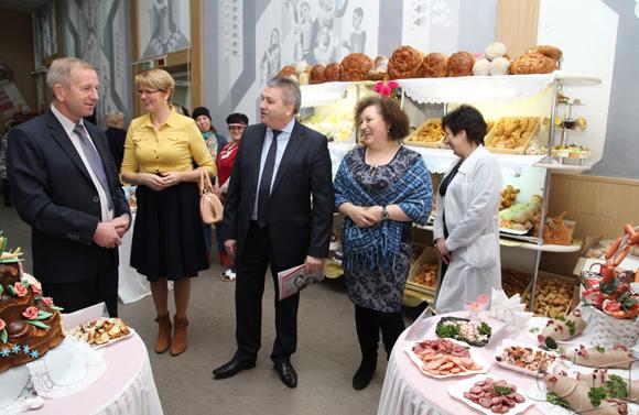 Копыльское районное потребительское общество: быть конкурентоспособными на рынке и уделять большое внимание качеству выпускаемой продукции
