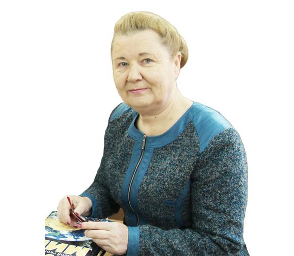 «Женщиной года Минщины-2017» в номинации «Женщина в науке» стала Елена Ровбуть