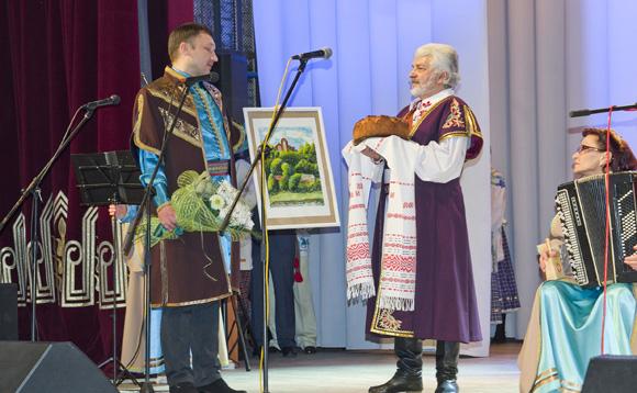 Во Дворце культуры Минского тракторного завода состоялся творческий вечер Дмитрия Ровенского