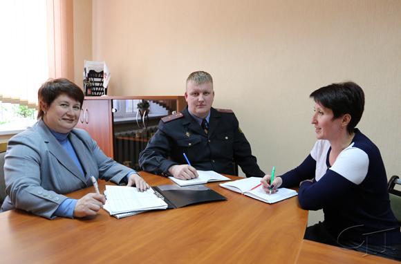 За прошлый год проведено 14 заседаний совета общественного пункта охраны правопорядка Слобода-Кучинского сельисполкома
