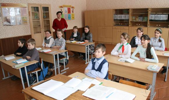 Лесновская средняя школа стала победителем районного конкурса на лучшее учреждение среднего образования в сельской местности