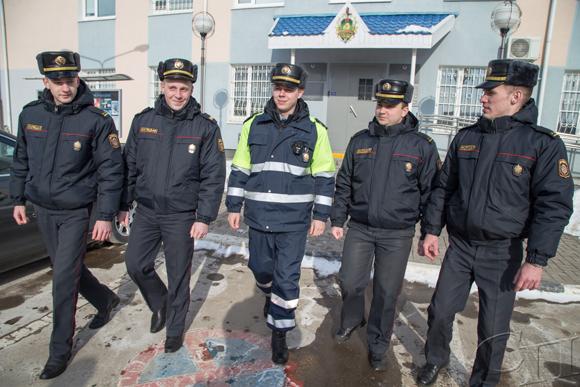 4 марта ‒ День белорусской милиции