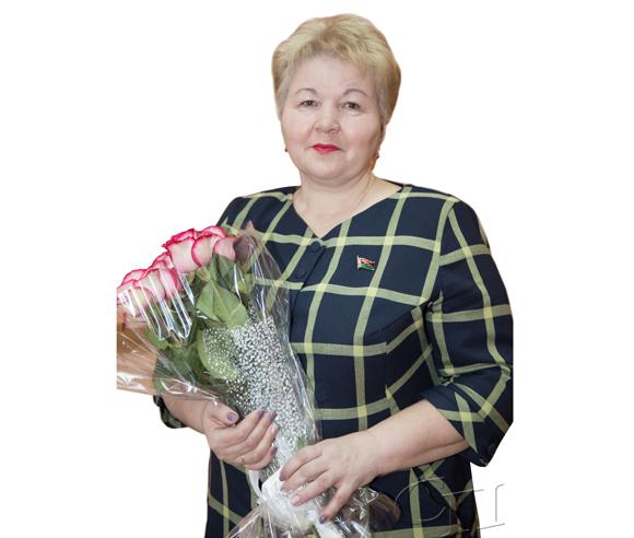 Ирина Кисляк избрана председателем Копыльского районного Совета депутатов