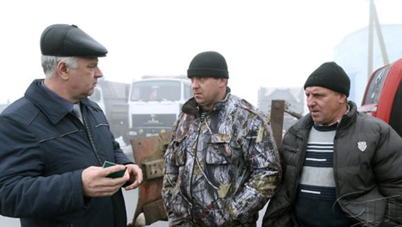 Важным вопросом для аграрного сектора Копыльского района в эти дни является готовность техники к предстоящей посевной кампании
