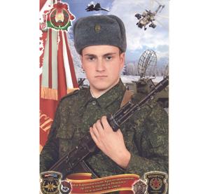 Владимир Белявский из Докторовичей с детства хотел стать солдатом