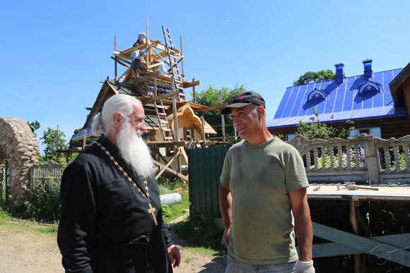Свято-Троицкий храм в деревне Телядовичи в августе отметит 220 лет со дня своего образования