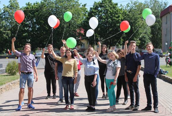 В Копыле прошли мероприятия в рамках республиканской акции «Беларусь против табака!»