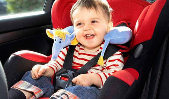 На территории Копыльского района проводится профилактическая акция «Ребенок — главный пассажир!».
