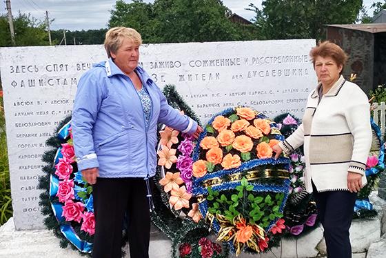 День Независимости праздновала вся Копыльщина