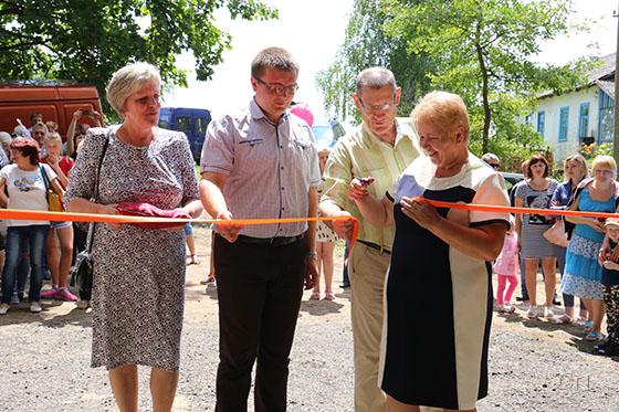 В агрогородке Тимковичи Копыльского района возродили Радзивилловский парк