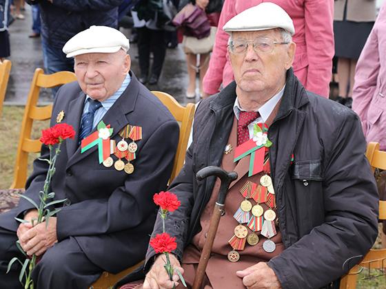 Копыляне отпраздновали День Независимости Республики Беларусь