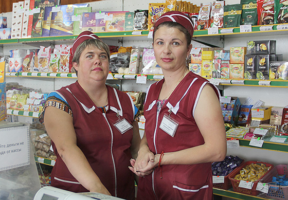 Секреты деревенского магазина