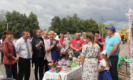 В агрогородке Старица Копыльского района прошел праздник деревни и районный этап сельскохозяйственного проекта «Властелин села»