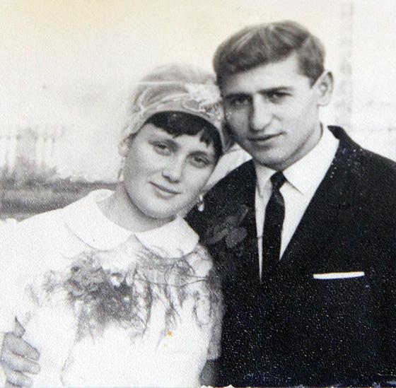 ■ Вяселле Бельмачаў, 1968 г.
