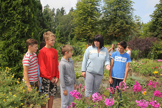 Оздоровительные лагеря на базе учреждений образования Копыльщины завершили работу