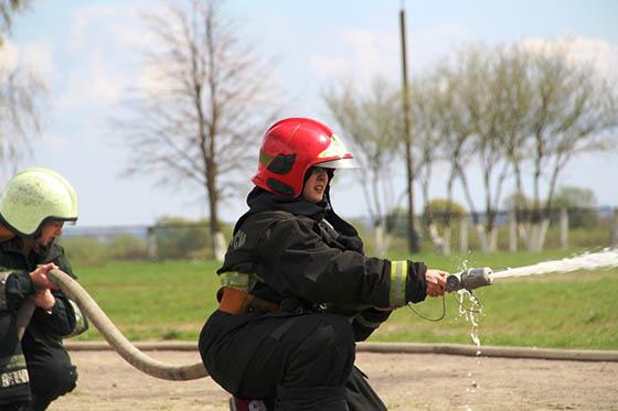 Копыльские юные спасатели приняли участие в областном слете