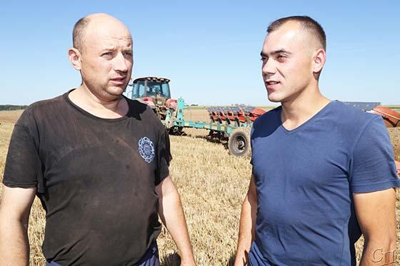■ Роман Бабуль (справа) и Федор Веренич