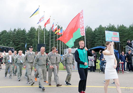 ■ Команда Республики Беларусь