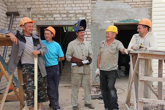 КУП «Копыльский РСУ» празднует юбилей  и профессиональный праздник