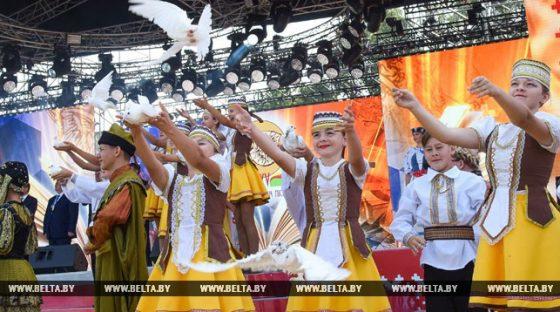 Юбилейный XXV День белорусской письменности торжественно открыли в Иваново