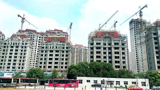 ■ Строительство современного жилого комплекса в Урумчи