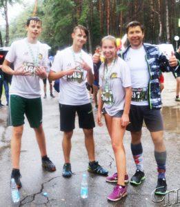 Участники прошедшей в Копыле экстремальной гонки «Kopyl-Race» поделились своими впечатлениями