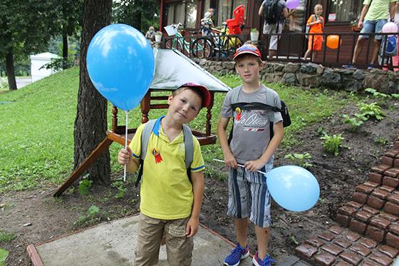 Алексей и Роман Лосевы из Копыля стали победителями конкурса «Один день в Минске» и приняли участие в праздновании 165-летнего юбилея пожарной службы