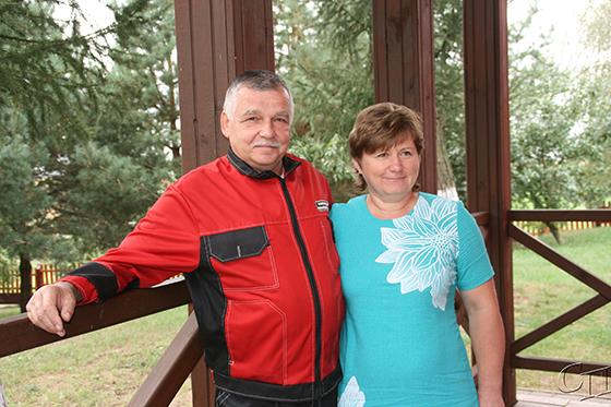 ■ Семья Анатолия и Натальи Вашкевич