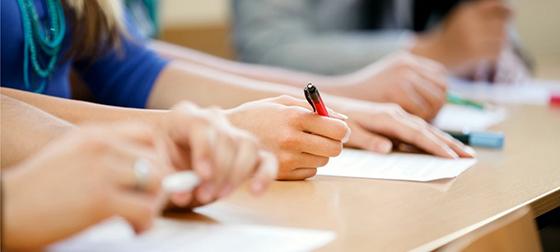 Как прошли вступительные испытания в учебных заведениях Минской области