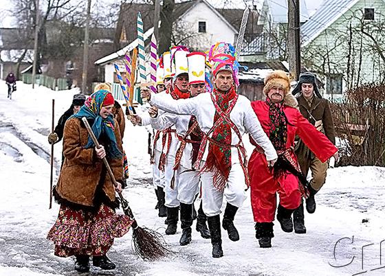 Приглашают «Цари»: 13 января в агрогородке Семежево Копыльского района состоится колядный обряд