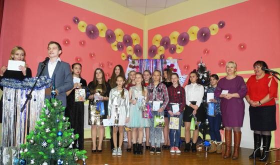 В мире музыки: на базе гимназии № 1 г. Копыля им. Н.В. Ромашко прошел районный конкурс песни «ЛингвоФест-2018»