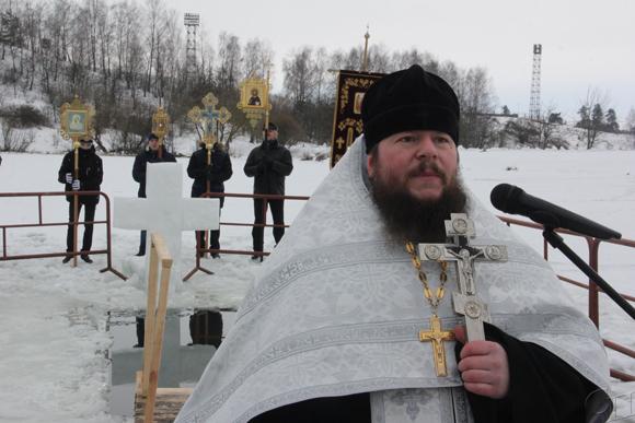 Православные верующие Копыльского района в выходные отметили Крещение Господне