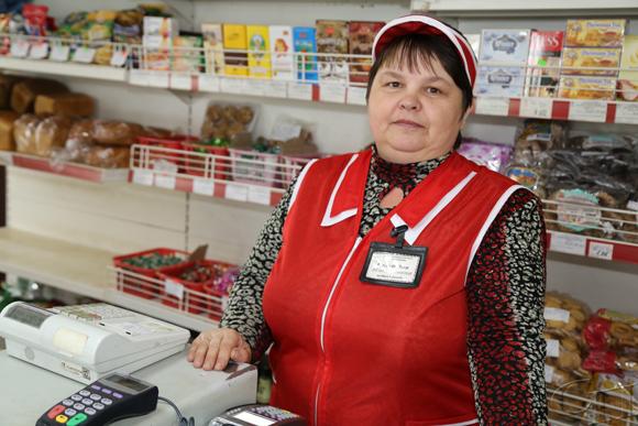 Когда есть на селе магазин: в Копыльском райпо работает 56 сельских торговых точек