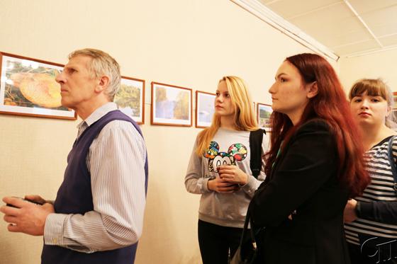 «Краски жизни»:  в Копыльском районном краеведческом музее открылась выставка фоторабот Сергея Лазовского
