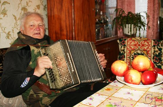 Когда активность — стиль жизни: об Иване Злотнике, жителе деревни Конюхи Копыльского района