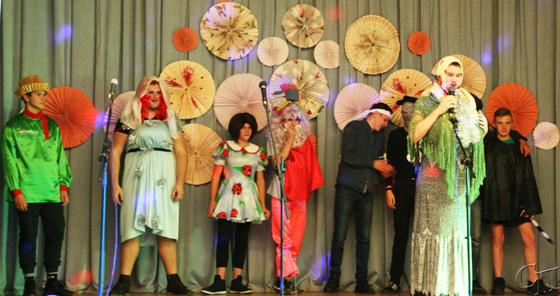 Таланты ищут – и находят: в Копыльском государственном колледже прошел конкурс среди первокурсников