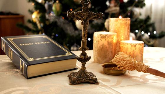 Душпастырьское посещение: настоятель парафии Святых Петра и Павла г. Копыля — о порядке Коляды