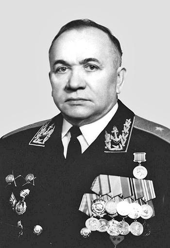 ■ Міхаіл Лушчыцкі